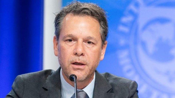 FMI designa nuevo jefe para misión en la Argentina