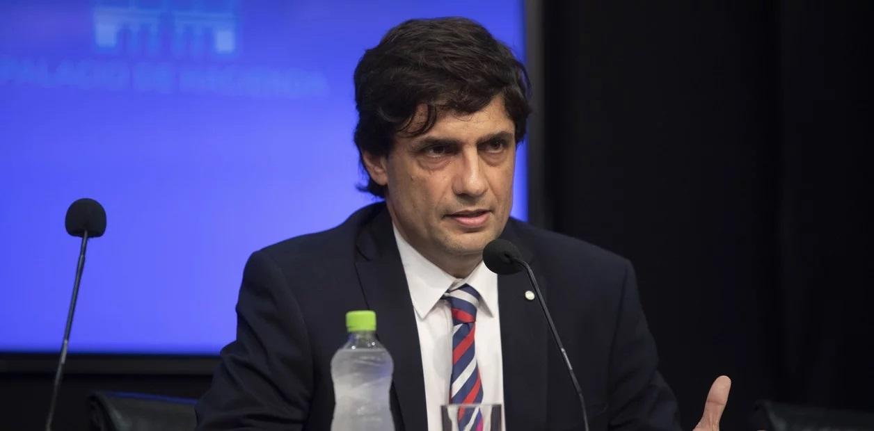 Hernán Lacunza estimó que la inflación de 2019 superará el 50 %