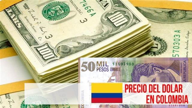Precio del dólar en Colombia hoy 6 de diciembre de 2019