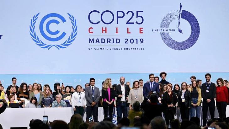Arranca la COP25 Chile – Madrid