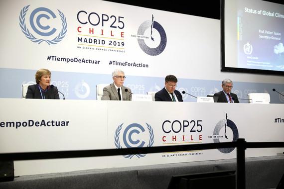 El año 2019 cierra una década de calentamiento global sin precedentes