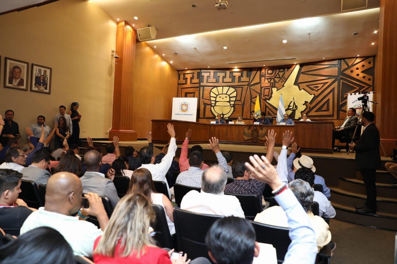 Obras, productividad y acción social serán prioridad para Guayas en 2020