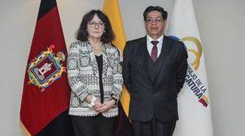 La ONU se interesa en acciones de Ecuador para erradicar la violencia de género