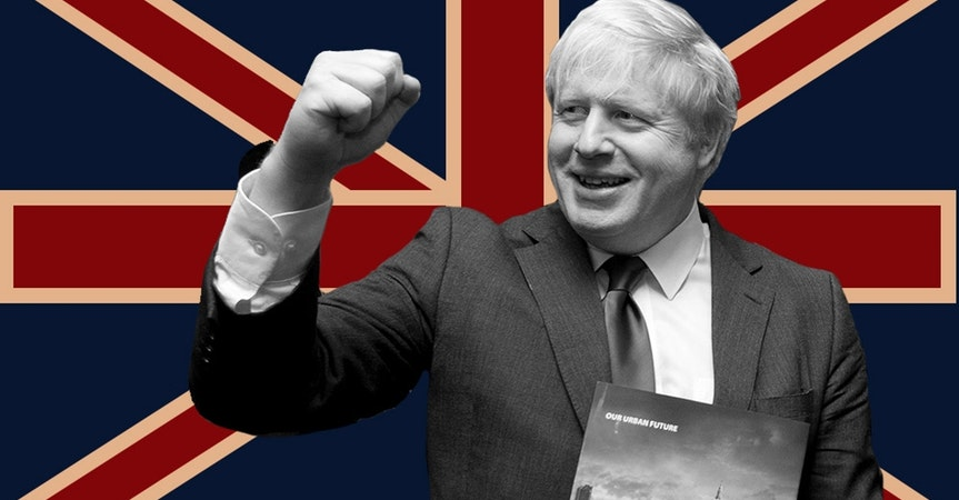 Boris Johnson, nuevo primer ministro del Reino Unido por María G. Zornoza