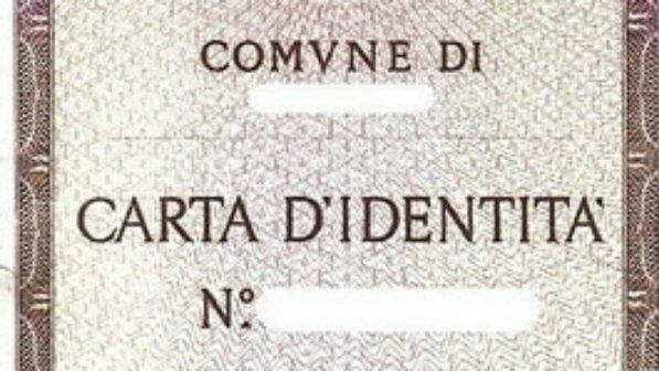 Carta de identidad italiana