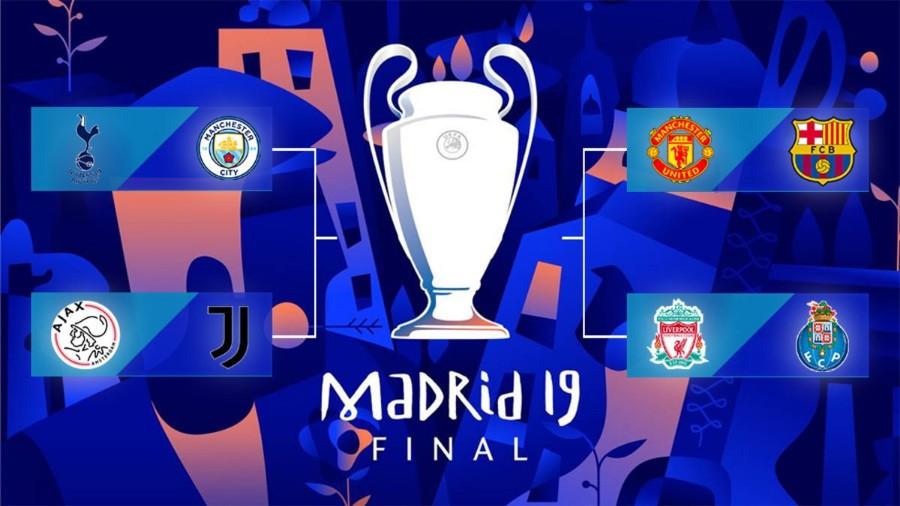 Hoy inician los cuartos de Final de la Champions League
