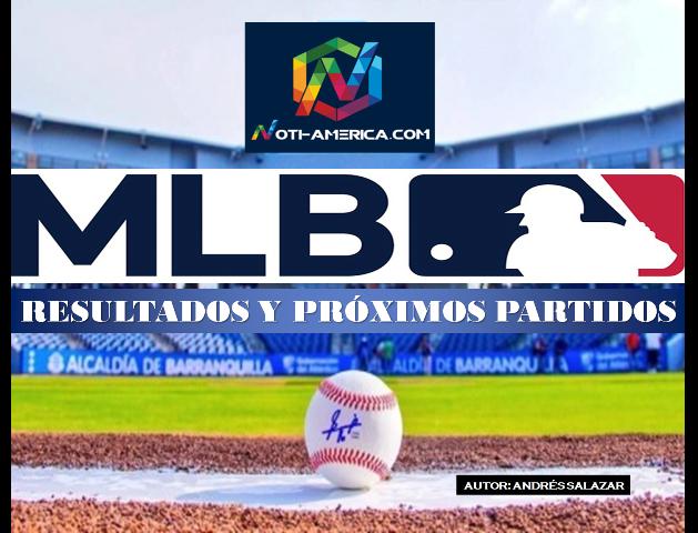 MLB: Resultados de ayer y juegos para hoy, viernes #26Abril