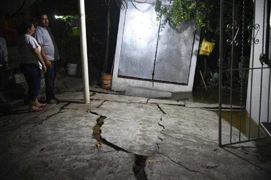 Heridos y daños materiales en Panamá tras fuerte terremoto