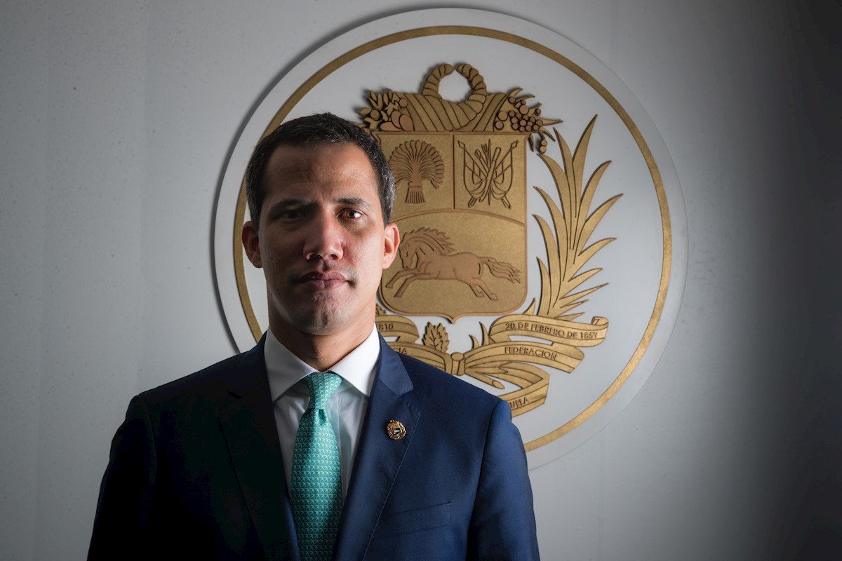 Go Guaidó: «En Bolivia no hubo golpe de estado»