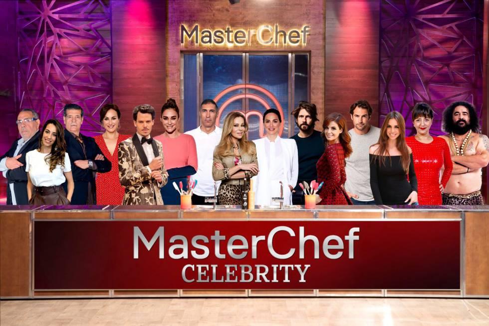 TV ONLINE: MasterChef Celebrity temporada 4, (Capítulo 2)