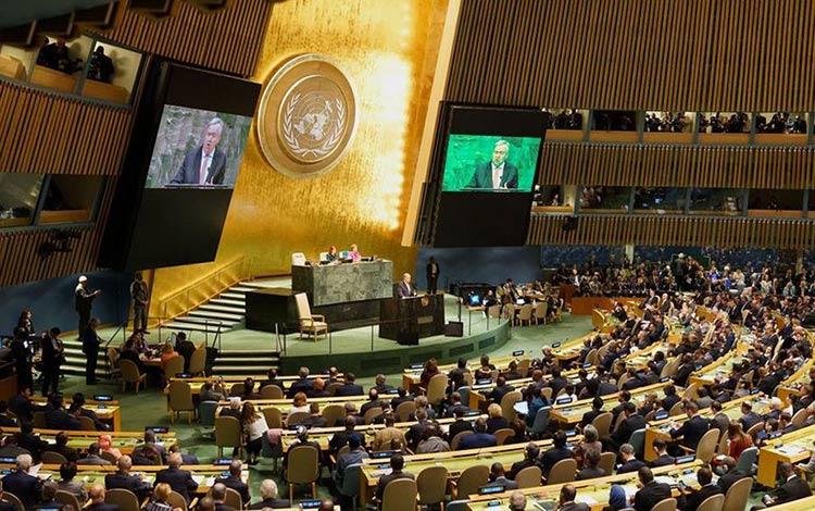 Venezuela es el tema latino en asamblea de la ONU