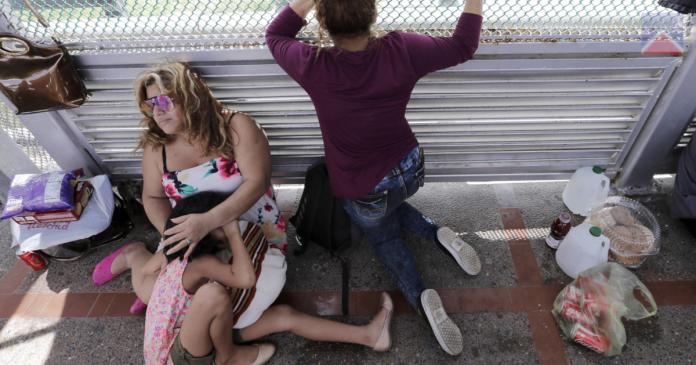Más de 13000 niños esperan juicio migratorio en México