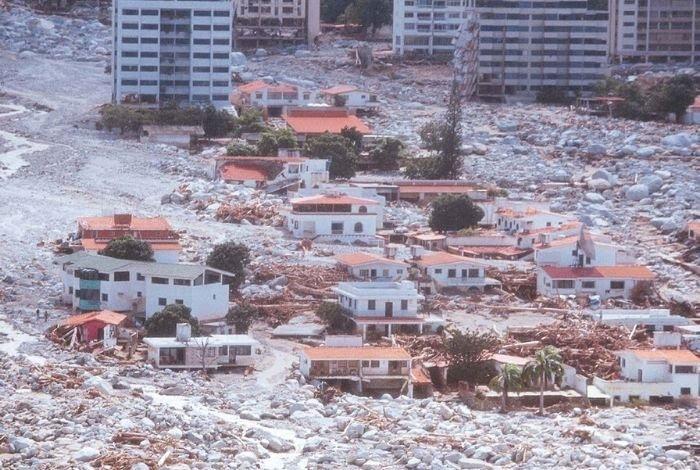 Se cumplen 20 años de la Tragedia de Vargas