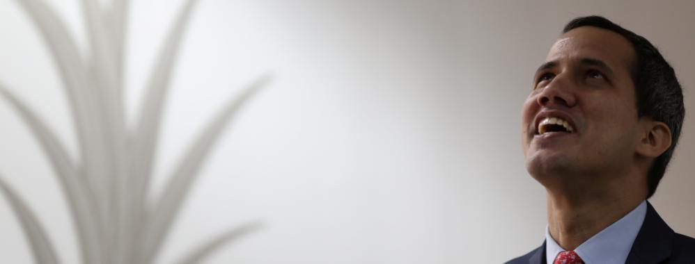 Juan Guaidó se reunirá con el secretario de Estado de EE.UU. en Colombia