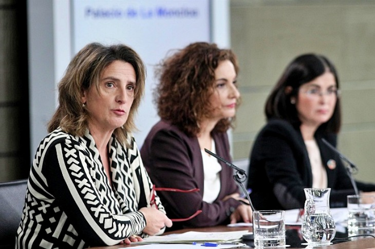 El Gobierno de España  ha declarado la emergencia climática y ambiental